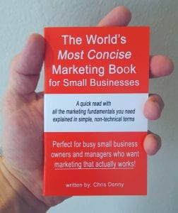 marketing book for small businesses